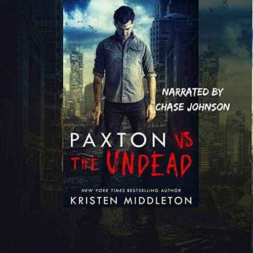 Paxton VS the Undead cover art