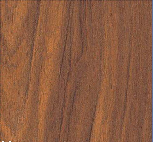 i.stHOME Klebefolie Möbelfolie - Holzdekor Nussbaum - Dekorfolie Holz 45 x 200 cm - Selbstklebende Folie - Selbstklebefolie Bastelfolie
