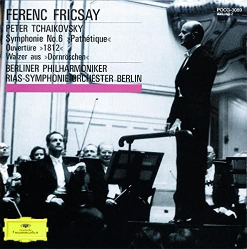 Berliner Philharmoniker, Radio-Symphonie-Orchester Berlin, Rias Symphony Orchestra Berlin & Ferenc Fricsay