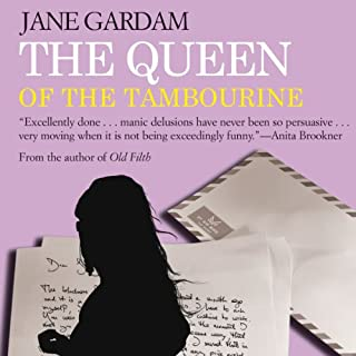 The Queen of the Tambourine audiobook cover art