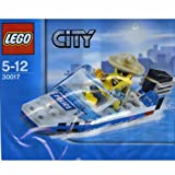 LEGO City: Police Boat Set 30017 (Bagged)