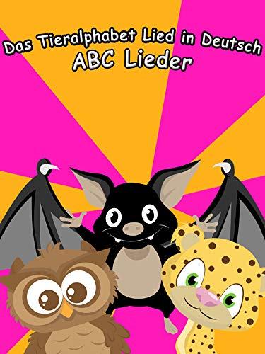 Clip: Das Tieralphabet Lied in Deutsch - ABC Lieder