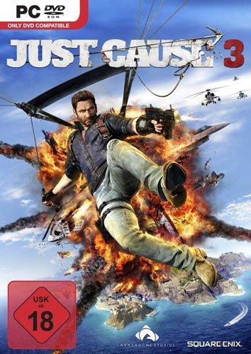 Just Cause 3 PC D1 RESTPOSTEN MSH Edition Steelbook