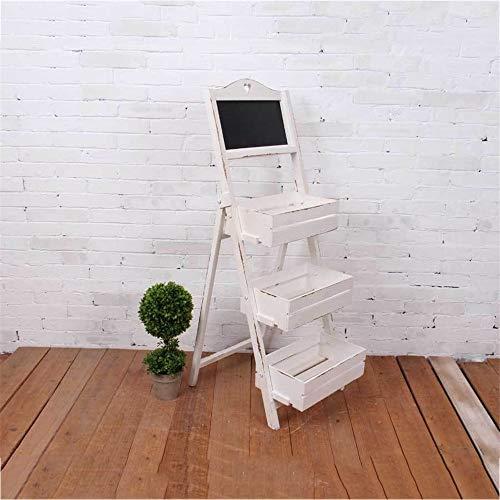 DHTOMC installatie steiger ruimte 3 dieren plant tentoonstelling met tafel Folding bloemen planten pot display plank ladder voor binnen en buiten gebruik