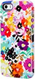 iphone 5 5s one direction case - Speck Products CandyShell Inked Case for iPhone SE/5/5S -Retail Packaging- Bold Blossoms White/Revolution Purple