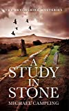 A Study in Stone: A British Mystery (The Devonshire Mysteries Book 1) (English Edition)