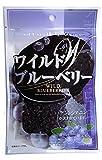 金鶴食品 ワイルドブルーベリー50g