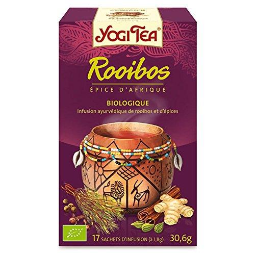 Yogi Tea Rooibos, 17 Stuk, 17 Units