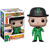 Lotoy Funko Pop Heroes - 1966 TV Series - Riddler Chase Figure #183 Derivatives ,Multicolor Gift