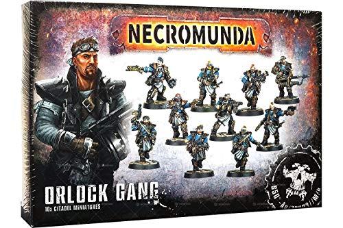 Warhammer Necromunda Orlock Gang