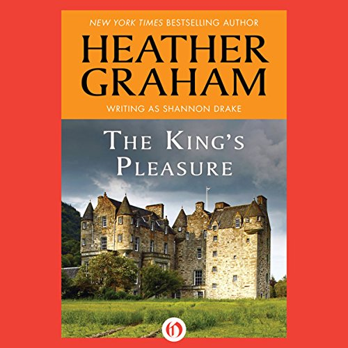 The King's Pleasure audiobook cover art