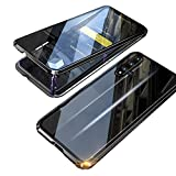 ANAcase For Huawei Nova 5T Case, Magnetic Metal Bumper,