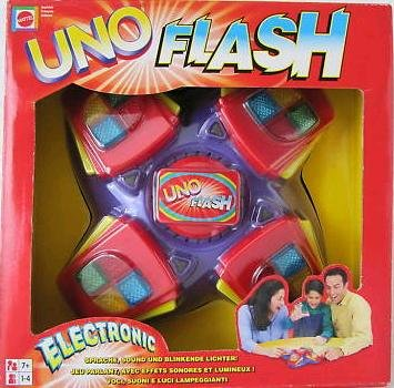Uno Flash Electronic