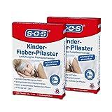 SOS Kinder-Fieber-Pflaster (2er Pack) - Zur...