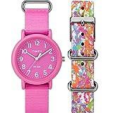 Timex Unisex TWG018100 Weekender Color Rush Pink/Splash Box Set