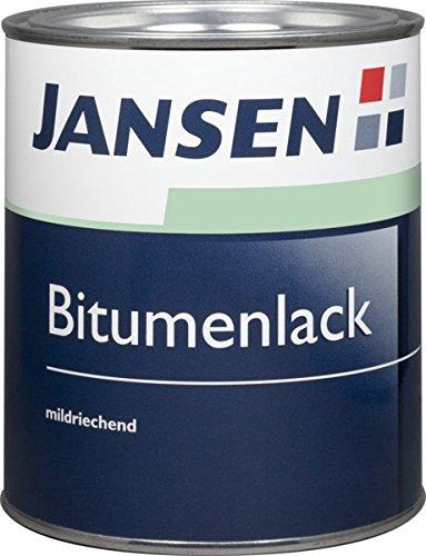JANSEN Bitumenlack 2,5Ltr