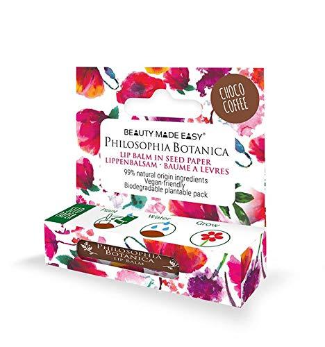 Beauty Made Easy Bálsamo labial Filosofhia Botanica Choco - 4,8 g