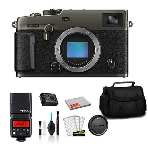 FUJIFILM X-Pro3 Mirrorless Digital Camera (Body...