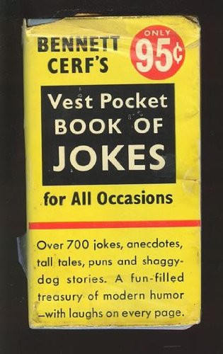 Vest Pocket Book of Jokes for All Occasions