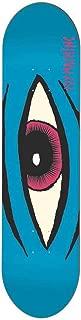 Toy Machine Skateboards Sect Eye Blue Skateboard Deck - 7.87
