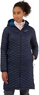 Craghoppers Womens Expolite Long Hooded Full Zip Warm Jacket