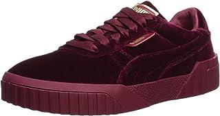 Womens Cali Velvet Casual Sneakers,
