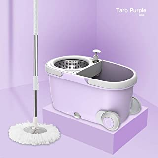 Luxury stainless steel swivel mop with 61