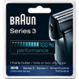 Braun Series 3 30B Foil & Cutter Replacement Head, Compatible with Previous...