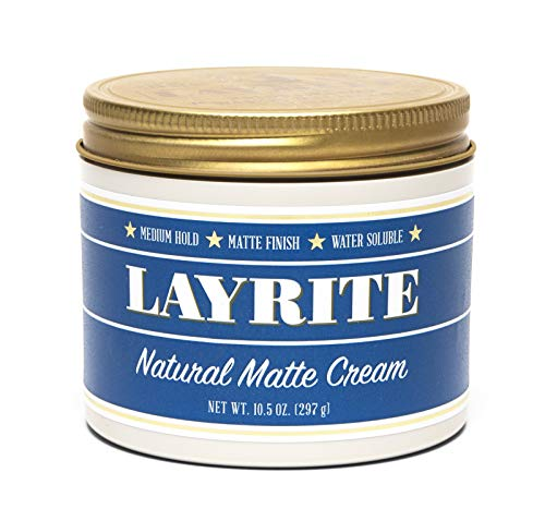 Pomada Cabello Layrite Mate Natural 297gr.