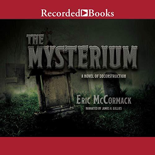 The Mysterium audiobook cover art
