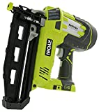 Ryobi P325 One+ 18V Lithium Ion Battery Powered Cordless 16 Gauge...