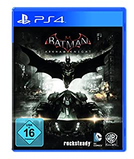 Batman: Arkham Knight - [PlayStation 4] (B00ISNYNXG) | Amazon price tracker / tracking, Amazon price history charts, Amazon price watches, Amazon price drop alerts