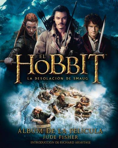 El Hobbit. La Desolación de Smaug. Álbum de la película (Biblioteca J. R. R. Tolkien)