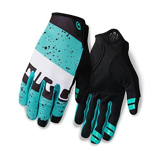 Giro DND Fahrrad Handschuhe lang türkis grün//schwarz 2016: Größe: XL (10)