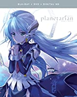 Planetarian Blu-Ray/DVD(planetarian ちいさなほしのゆめ+星の人 Webアニメ版全5話+劇場版)