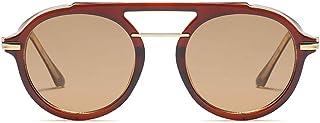 Mens Womens Polarized Sunglasses For Men Women, Janker Retro Polarized Sunglasses With Ultra Lightweight Rectangular UV400...