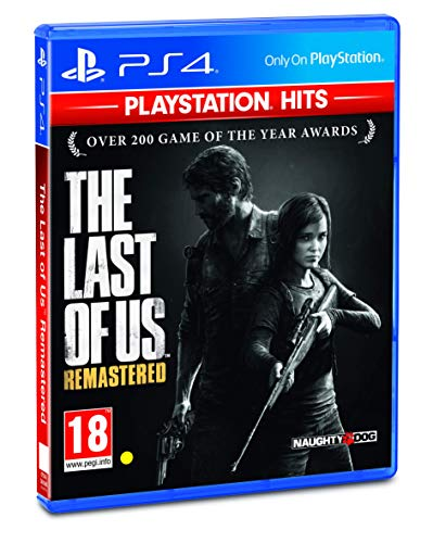 Sony Computer Entertainment The Last of Us Remastered PS4