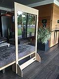 Petalo barriera divisoria ideale per uffici e ristoranti