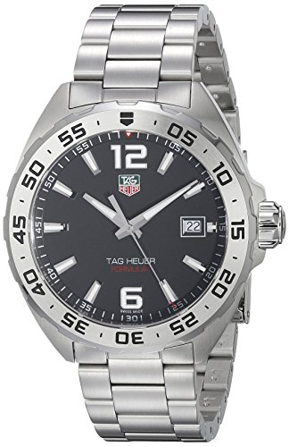 TAG Heuer Men's WAZ1112.BA0875 Formula 1 Stainless Steel...