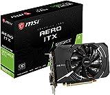 MSI GeForce GTX 1660 Ti AERO ITX 6G OC グラフィックスボード VD6893