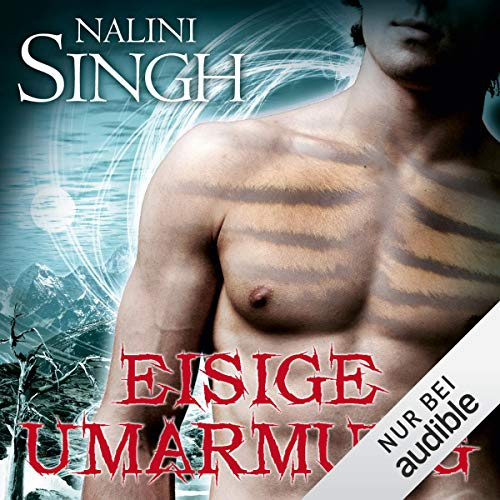 Eisige Umarmung audiobook cover art