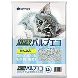サンメイト 猫砂 NEWパルプエコ 6.5L