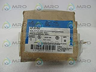 CROUSE-HINDS APJ6485 ARKTITE Plug New in Box