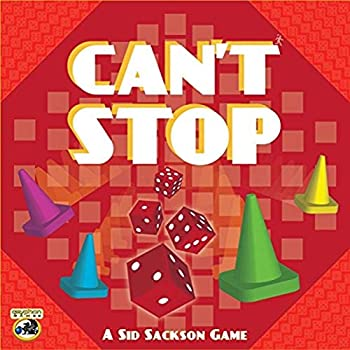 cant stop board game
