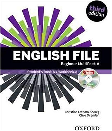 English File 3rd Edition Beginner. Student's Book