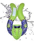 Cartoon-Tiere schwimmen Ring , Chickwin Baby Aufblasbare Schwimmbad Float Swim Ring Schwimmen Ring Achselhöhle Baby Aufgeblasen Schwimmen Ring (Crocodile)