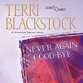 Never Again Good-Bye audiobook cover art