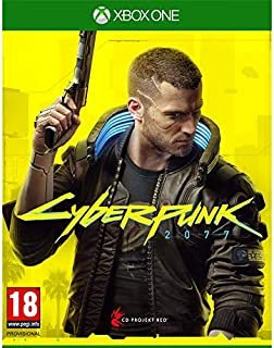 Cyberpunk 2077 Xbox One *Buy And Get An Exclusive Steelbook!