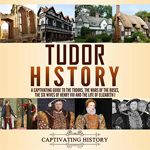Tudor History audiobook cover art