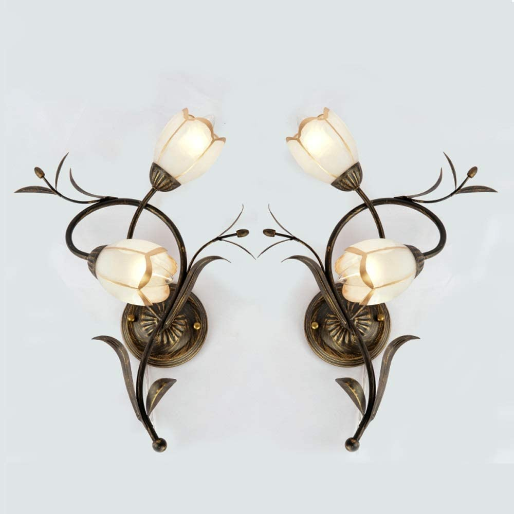 American New product Vintage Wall Light - Los Angeles Mall 2 for Indoor Lamp De lights,Wall